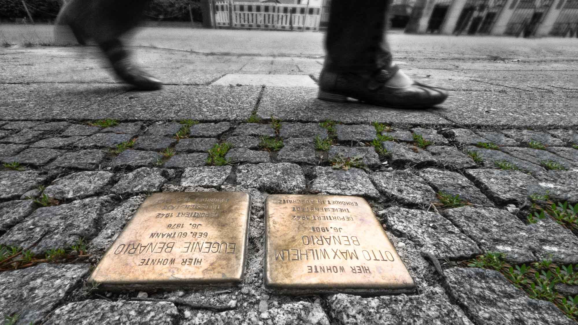 Stolpersteine München